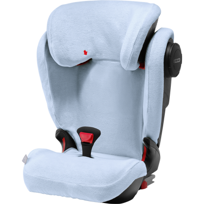 Britax Summer Cover - KIDFIX III Blue