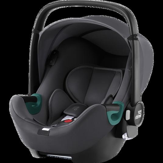 Britax BABY-SAFE iSENSE Midnight Grey