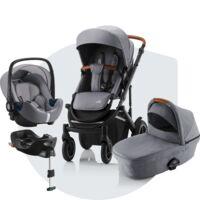 SMILE III Comfort Plus – 3-i-1 barnvagnspaket